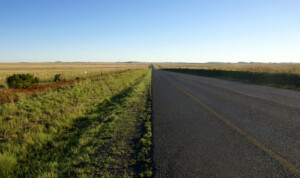 Photograph of N1 on way to Colesberg