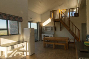 Self-catering Cottage Kitchen Area