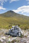 Cairn of Thankfulness at Ebenezer Koppie